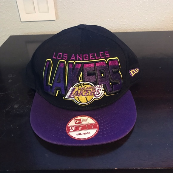 New Era Other - Los Angeles Lakers hat